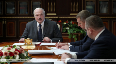 Wages in budget-funded organizations in focus of Belarus president